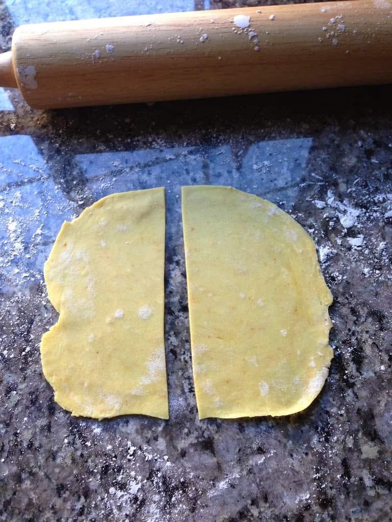 Sweet potato samosas