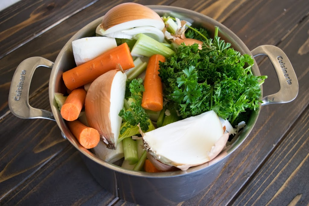 The best chicken soup. Years in the making, I'm bringing to you my recipe for the best chicken soup. Tips how to get rich flavorful broth with tender chicken and vegetables that will soothe the soul.