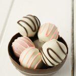 Chocolate truffle bowls