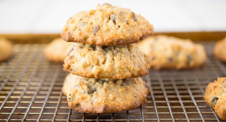 Oatmeal breakfast cookies