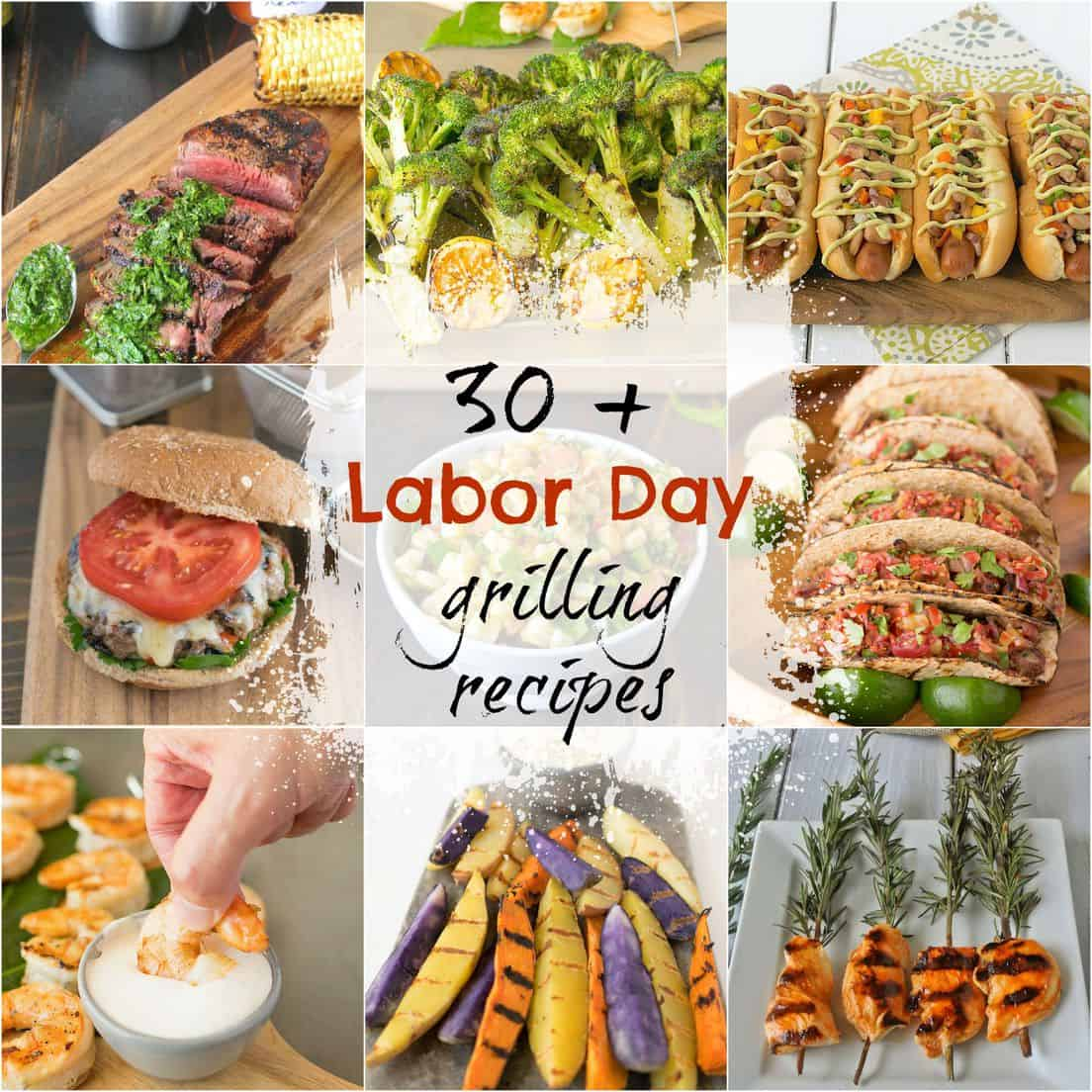 30 Labor Day Grilling Recipes Culinary Ginger
