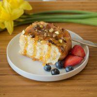 Apricot, pistachio breakfast sticky buns