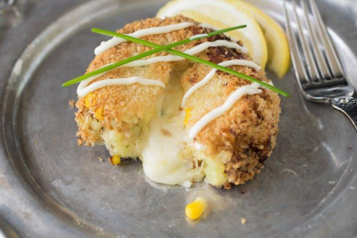 Cheesy Tuna Melt Cakes