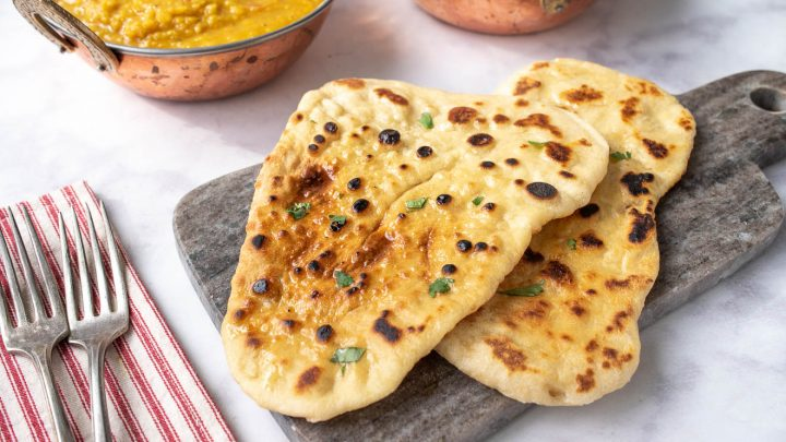 Easy Homemade Naan Bread Culinary Ginger