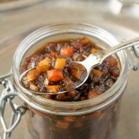 A spoonful of pickle relish