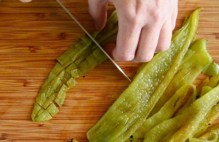 New Mexico Hatch Green Chile Sauce Recipe Culinary Ginger