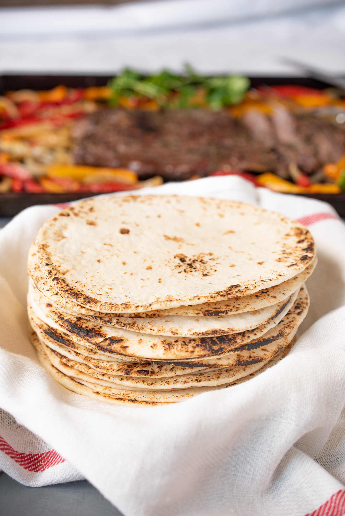 No Lard Flour Tortillas Culinary Ginger