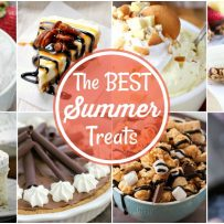 The best summer treats are the best desserts and sweet treats for summer fun.